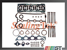 04-05 Chevrolet Aveo Cylinder Head Gasket Set w/ Bolts Kit engine motor parts