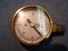 old Reco air pressure psi gauge EP10530