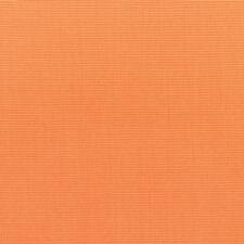 Sunbrella® Indoor / Outdoor Upholstery Fabric - Canvas Tangerine #5406-0000
