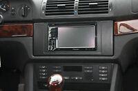 Radioblende BMW X5 2000-2006, Oder E39 95-03 DoppelDin Autoradio Rahmen 2DIN