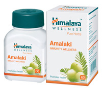 5X60 Tablet Himalaya Herbal Amalaki Natural Herbal Care