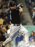 Wes Helms Florida Marlins Signed Auto 8x10 Photo Autographed Picture Braves