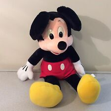 "24"" large jumbo Disney Mickey Mouse Doll Plush Disney Store"