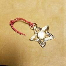 Handmade Boda Sweden Glass Star Ornament Hand Blown Collectible Ornaments