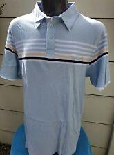 "Mens L Large Animal  Designer Polo  T Shirt - 42"" chest"