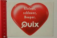 Aufkleber/Sticker: Quix - Kleiner schlauer Beeper (240217167)