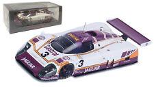 Spark S4718 Jaguar XJR9 #3 'Silk Cut' Le Mans 1988 - 1/43 Scale