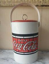 Vintage Coca-Cola Ice Bucket/Cooler