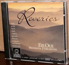 REFERENCE RECORDINGS CD RR-99: Reveries - Satie, Grieg, Ravel, Sibelius, etc OUE