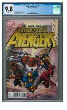 New Avengers #17 (2011) Deodato Jr. Cover CGC 9.8 EB505