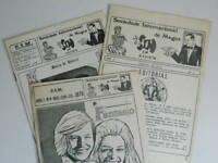 S. I. M. Societade Internacional De Magos 3 Revistas Ano 1 , Janeiro Jul. 1976