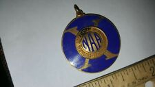 VINTAGE MEDAL PENDANT National Association of Accountants NAA 1919 LOOK!