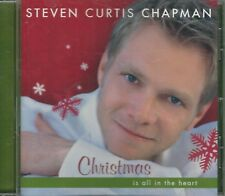 Music CD Steven Curtis Chapman Christmas Is All In The Heart