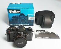 VIVITAR V 3000 s  + 50 / 1,7
