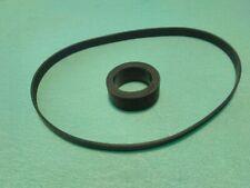 Pinch Roller Tire + Capstan Belt for TASCAM 38 38-8 Tape Reel Recorder Riemenset