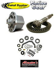 DANA 80 35 SPLINE TRUETRAC, 4.10 4.11 RING & PINION & MASTER KIT