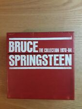 "CDS BRUCE SPRINGSTEEN - THE COLLECTION 1973 - 84"" & ""ON BROADWAY"" & ""DE LUXE 4CD"