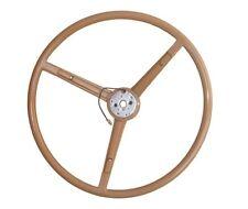 PG Classic 260-T69 Mopar 1968-69  A,B,C-Body Steering Wheels TAN