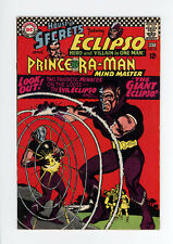 HOUSE OF SECRETS #80 - FANTASTIC ECLIPSO COVER