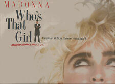MADONNA WHO'S THAT GIRL BANDE SONORE US Disque Vinyle LP STILL scellé