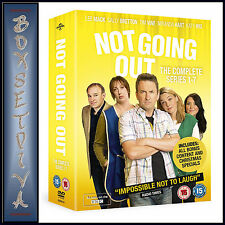 NOT GOING OUT - COMPLETE SERIES 1 2 3 4 5 6 & 7 ** BRAND NEW DVD BOXSET***