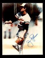 Jim Palmer Hand Signed 8x10 Photo Autograph Orioles