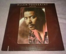 Allen Toussaint Motion LP 1978 Warner Brothers Night People Just A Kiss Away