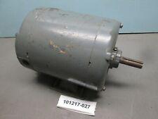 Century 8 123674 01 1 Hp 3450 Rpm 3 Phase 230460 V Frame J56 58 Shaft Ac Motor