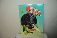 LIVRE ALBUM BD STAR-LORD ET POWER MAN ARTIMA COLOR GEANT  MARVEL VINTAGE 1980