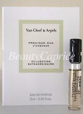 1 Sample x2ml Collection Extraordinaire Precious Oud Van Cleef & Arpels EDP