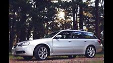 subaru legacy 3.0r spec b 2006