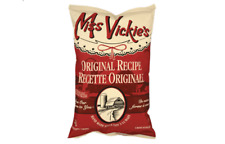 Miss Vickies Kettle Cooked Potato Chips ORIGINAL 220g CANADIAN FRESH