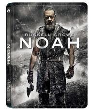 NOAH 3D - EDIZIONE STEELBOOK (3 BLU-RAY 3D + 2D + DISCO BONUS) RUSSEL CROWE