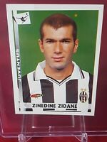 Zinedine Zidane Juventus Calciatori 2000/01 Panini Sticker