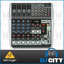 Behringer Digital Powered Pro Audio Mixers