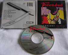 The Accused - Straight Razor CD ORG NASTYMIX excel angkor wat cryptic slaughter