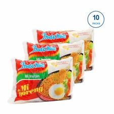 Indomie Fried Instant Noodle Mie Goreng HALAL 10Pcs  FREE EXPEDITED SHIPPING