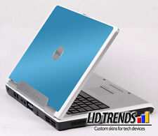 SKY BLUE Vinyl Lid Skin Cover Decal fits Dell Inspiron 6000 Laptop