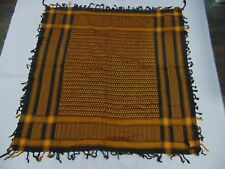 Shemagh Tactical Desert Keffiyeh 100% Cotton Head Neck Scarf Wrap