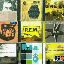 REM 9 CD Lot Pageant Green Monster Eponymous Green Automatic Time 1986-19