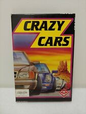 Crazy Cars Computer Game by Titus (1988) Commodore 64/128 {USED IN BOX}