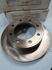 Front Disc Brake Rotor 4WD - fits Ford F250 Super Duty & F350  & Super Duty 99