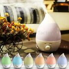 1.3L Steam Aroma Ultrasonic Air Humidifier Diffuser Purifier Mist 7 Colors
