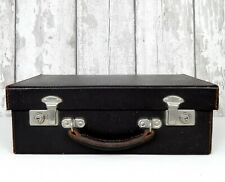Vintage Doctors Surgeons Brief Case Suitcase Carry Case Down Brothers #B