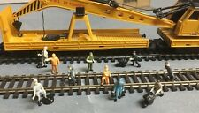 10 x Railway Worker Model People OO Gauge 1:76 Hornby Model Railway Trainset