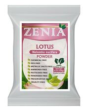 100g Zenia Pure Lotus Powder For Hair & Skin