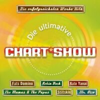 DIE ULTIMATIVE CHARTSHOW-WERBESONGS 2 CD NEUWARE!!!!!!!