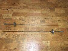 Vmi Virginia Military Institute Vintage Fencing Swords Vmi24 Vmi17 Made In Usa