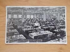 More details for rare vintage 1948 postcard - butlins luxury holiday camp filey - dining room