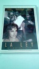 """DVD """"LA LEY"""" COMO NUEVA JULES DASSIN GINA LOLLOBRIGIDA MARCELO MASTROIANNI YVES"""
